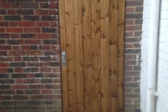 Bespoke Gate made and Fitted