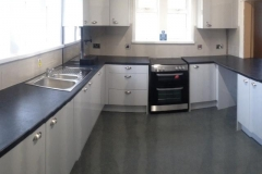 New Kitchen Supplied and Fitted